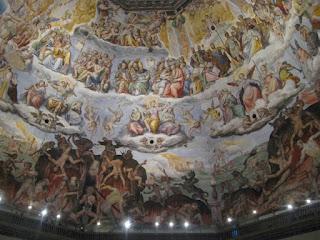 Last Judgement, Florence Duomo
