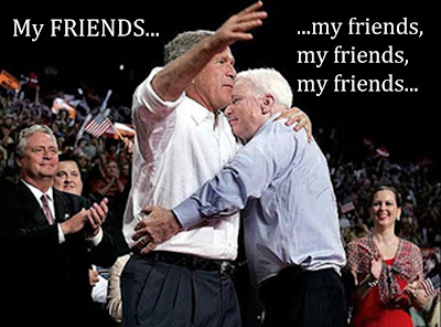 Bush-McCain Friends 4-eva!