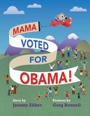 Mama Voted For Obama!