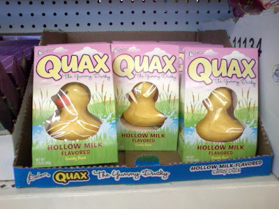 QUAX the yummy ducky