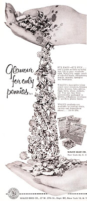 glamour for pennies ad - 1959-60