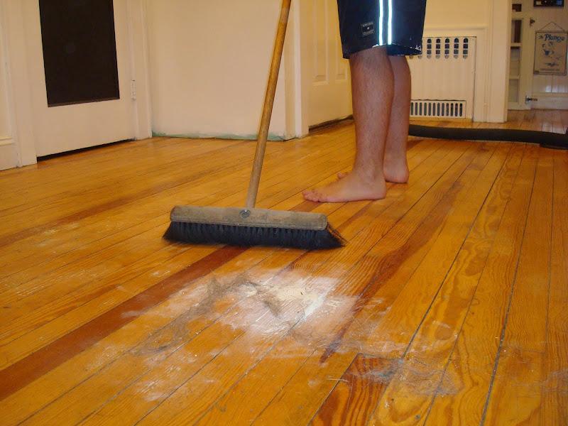 High Heeled Foot In The Door Diy Painted Kitchen Floor