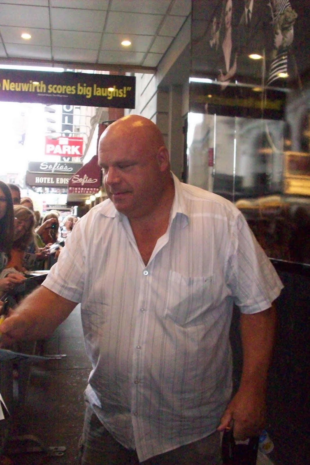 kevin chamberlin movies and tv shows