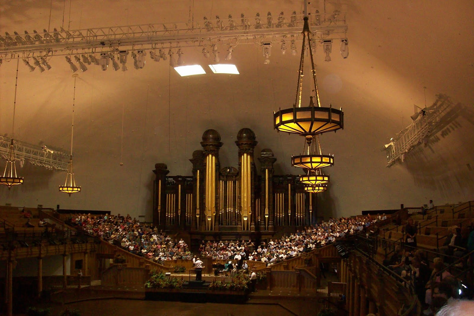Mormon Tabernacle Choir Christmas Concert Dance Auditions
