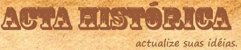 Acta Histórica