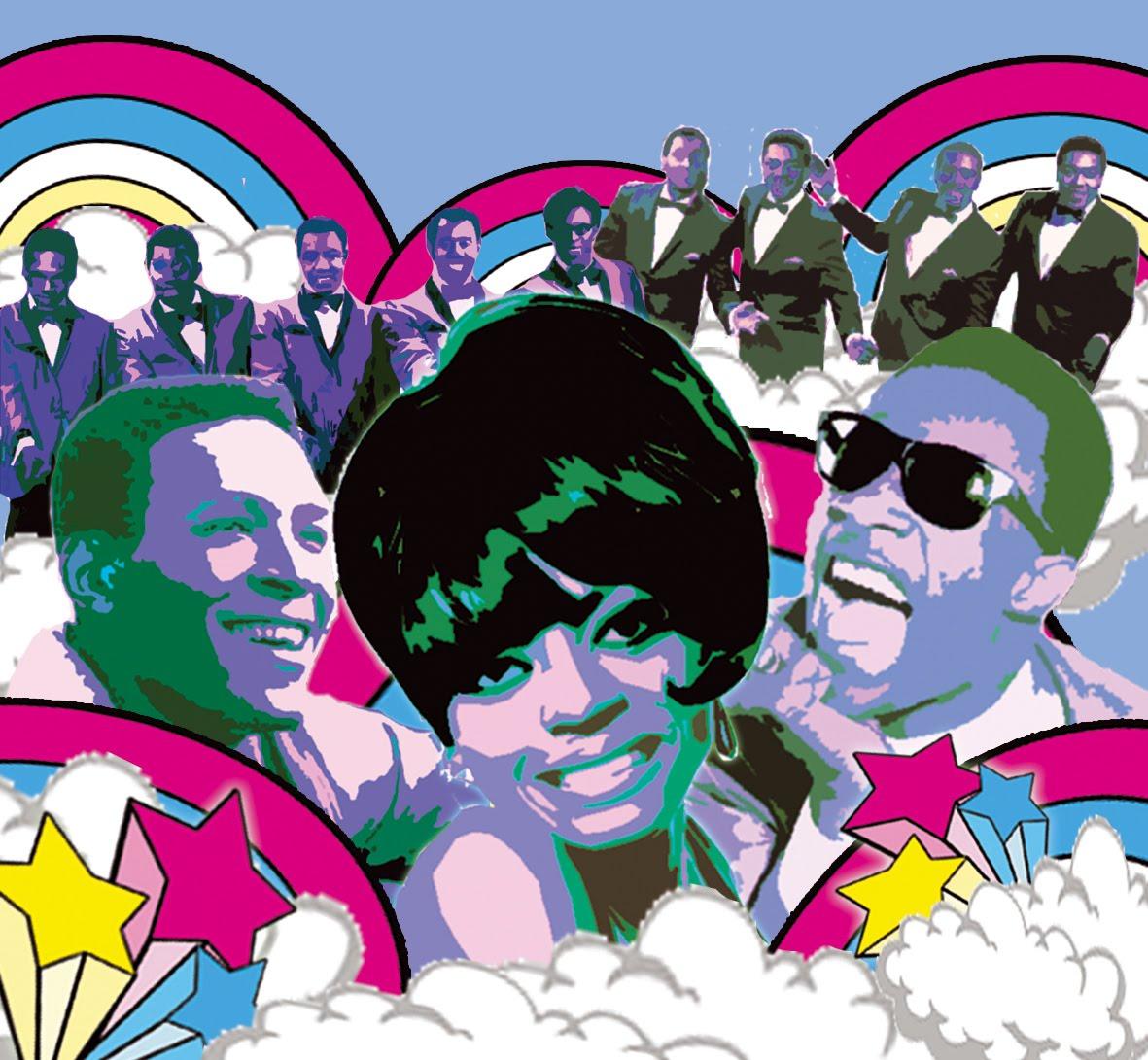 Soul Black 60' 70'