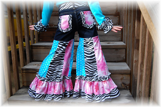 Back Of Zebra Snowman Gaucho Set