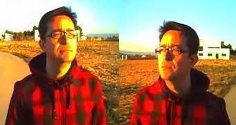 Parade, videoclip Stephen Hawking
