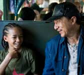 The Karate Kid: Jaden Smith y Jackie Chan
