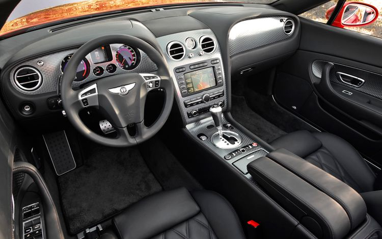 Bentley Continental GT 2010. Bentley Continental GTC, Smooth Evolution of