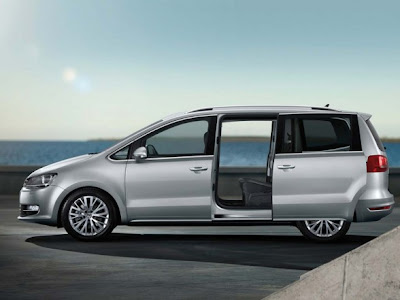 volkswagen sharan 2000. the new Volkswagen Sharan