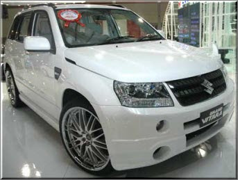 grand vitara modification new cars tuning specs. Black Bedroom Furniture Sets. Home Design Ideas