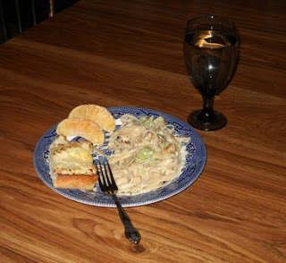 013b Sharons Chicken Fettucini Alfredo