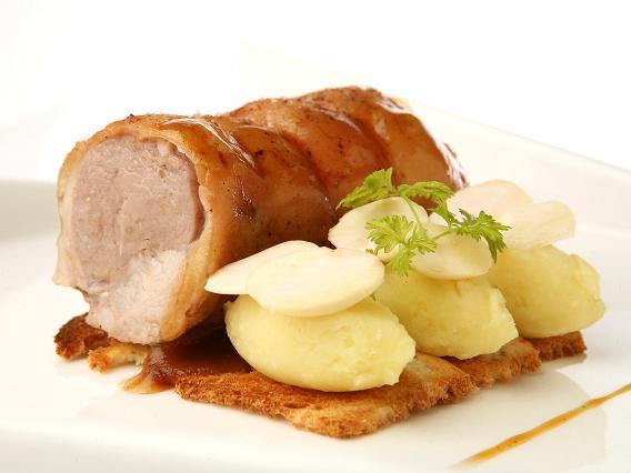 No apto para vegetarianos for Platos gourmet