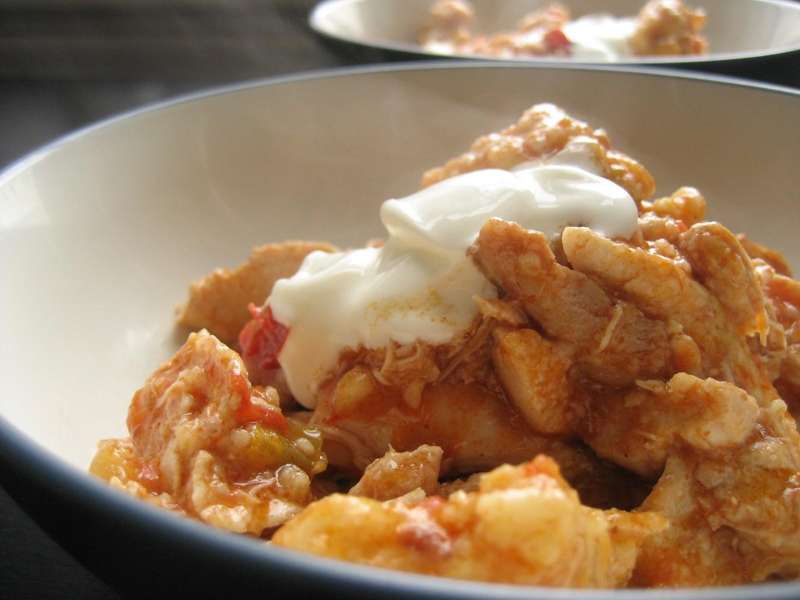 Wild Honey: Chicken Paprikash with Dumplings (Csirke Paprikas ...