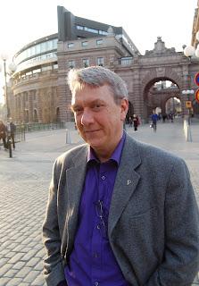 Christian Engström. Fotograf: Rickard Olsson