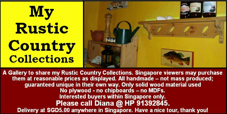 My Rustic and Country Collections