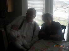 Great Grandpa and Grandma Buckway