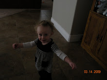 Tailey dancing