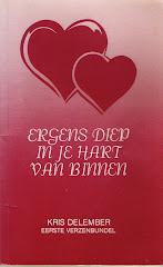 mijn 1ste poëziebundel