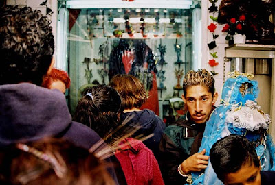 photography news, santa muerte, Jeffrey Bright