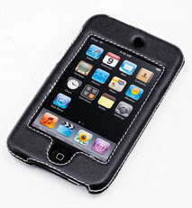 TUNEWEAR LEATHERSHELL iPod Touch Cases
