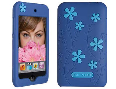 Touch FlowerVest iPod Touch Case from Agent18