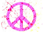 Pink Peace To All!