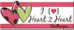Heart 2 Heart Challenge
