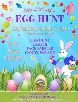 menifee easter egg hunt