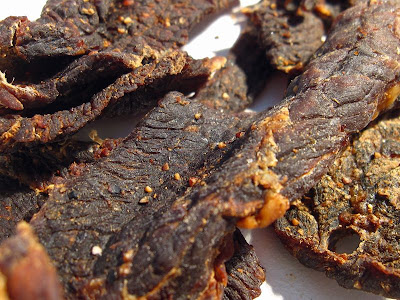 smoke beef jerky