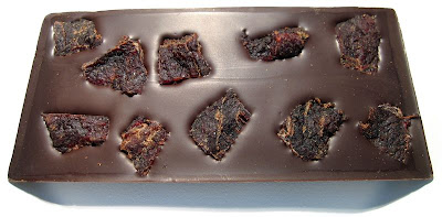 beef jerky chocolate bars