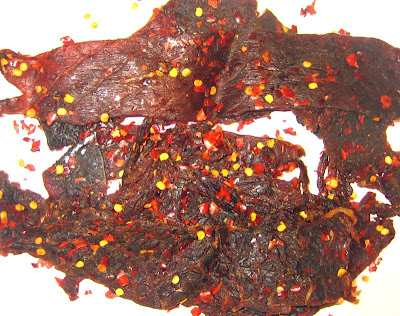 Jedidiah's Beef Jerky - Private Reserve - Hot & Spicy Teriyaki