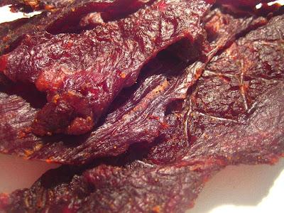 Jedidiah's Beef Jerky - Premium Honey