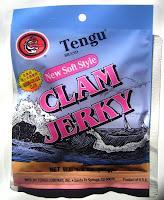 Tengu - Clam Jerky