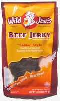 Wild Joe's Beef Jerky - Cajun