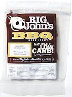 Big John's Beef Jerky - BBQ