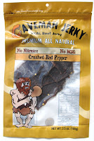 Caveman Jerky - Crushed Red Pepper