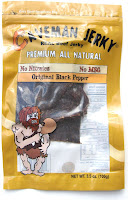 Caveman Jerky - Original Black Pepper