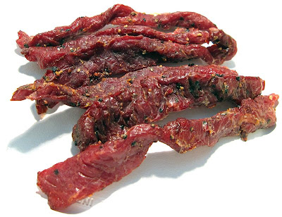 Rives Quality Meats Beef Jerky - Regular ~ Beef Jerky Reviews