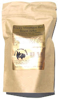 Black Forest Bison - Rocky Mountain Red Bison Jerky