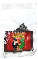 Jersey Boyz Jerky - Habanero Dusted