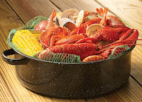 Joe's Crab Shack New Coastal Steampots