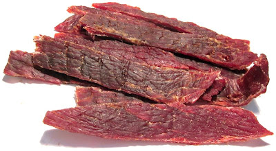 old fashioned beef jerky