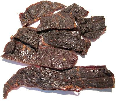 spicy habanero beef jerky