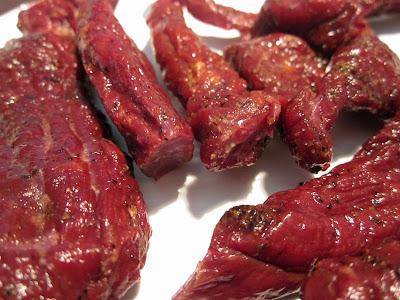 smoked jerky
