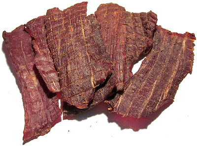 black pepper beef jerky