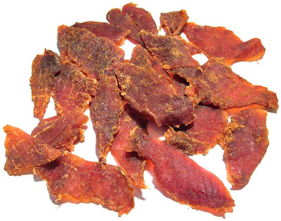 spicy tuna jerky