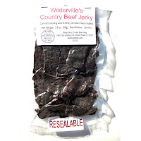 Wilderville's Country Beef Jerky