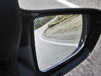 motorcycle rearview mirror